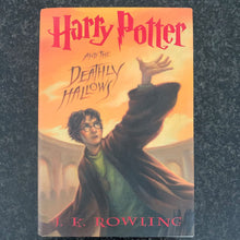 Load image into Gallery viewer, J.K. Rowling - Harry Potter and the Deathly Hallows