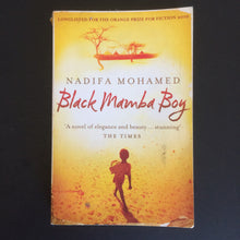 Load image into Gallery viewer, Nadifa Mohamed - Black Mamba Boy