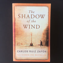 Load image into Gallery viewer, Carlos Ruiz Zafon -The Shadow of the Wind