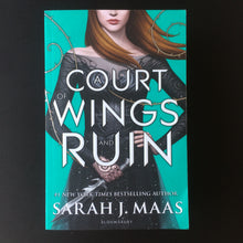Load image into Gallery viewer, Sarah J Maas - A Court of Wings and Ruin