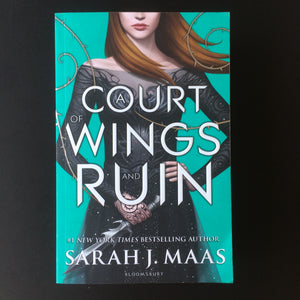 Sarah J Maas - A Court of Wings and Ruin