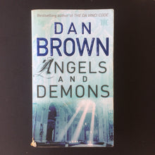 Load image into Gallery viewer, Dan Brown - Angels and Demons