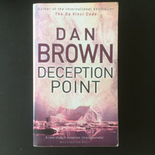 Load image into Gallery viewer, Dan Brown - Deception Point