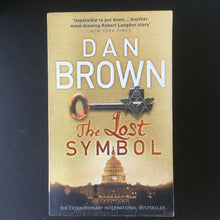 Load image into Gallery viewer, Dan Brown - The Lost Symbol
