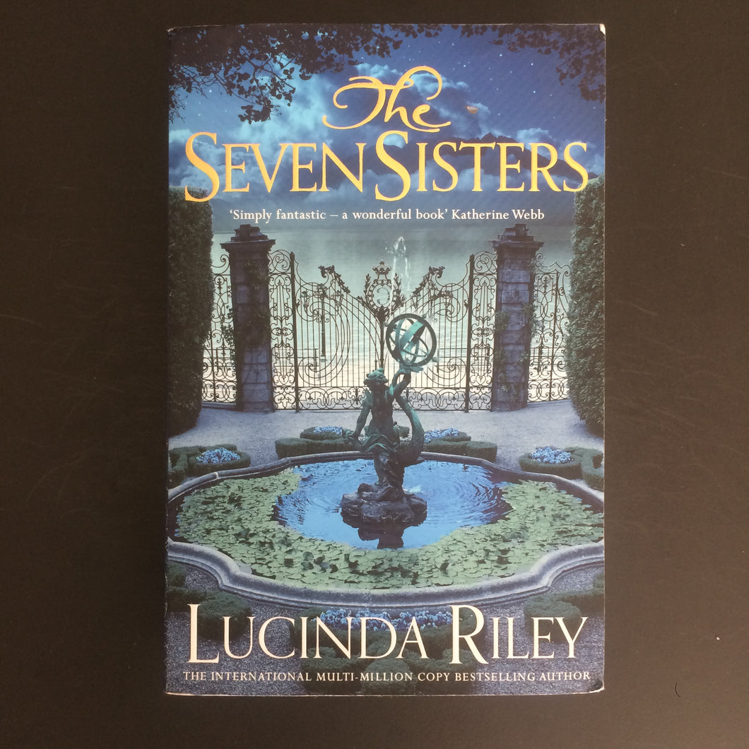 Lucinda Riley - The Seven Sisters