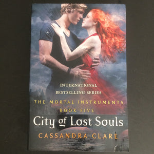 Cassandra Clare - City of Lost Souls