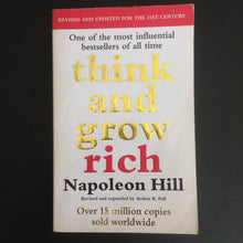 Load image into Gallery viewer, Napolean Hill - Think and Grow Rich