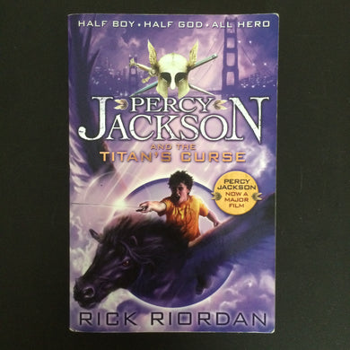 Rick Riordan - Percy Jackson and the Titan's Curse