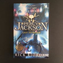Load image into Gallery viewer, Rick Riordan - Percy Jackson and the Last Olympian