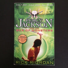 Load image into Gallery viewer, Rick Riordan - Percy Jackson and the Sea of Monsters