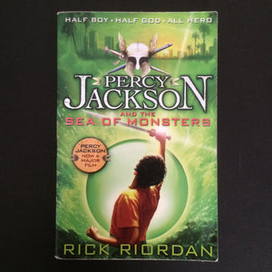 Rick Riordan - Percy Jackson and the Sea of Monsters