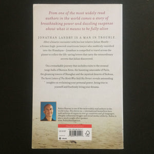 Robin Sharma - The Secret Letters of the Monk Who Sold His Ferrari