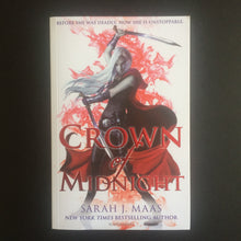 Load image into Gallery viewer, Sarah J. Maas - Crown of Midnight