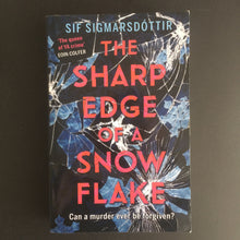 Load image into Gallery viewer, Sif Sigmarsdottir - The Sharp Edge of a Snowflake