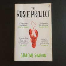 Load image into Gallery viewer, Graeme Simsion - The Rosie Project