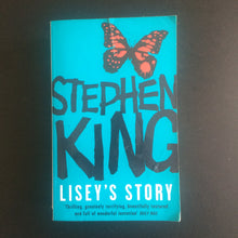 Load image into Gallery viewer, Stephen King - Lisey's Story