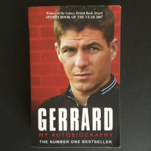 Load image into Gallery viewer, Steven Gerrard - My Autobiography