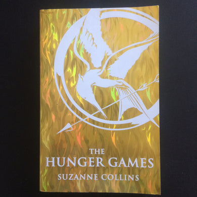Suzanne Collins - The Hunger Games