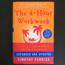 Load image into Gallery viewer, Tim Ferriss - The 4-Hour Work Week