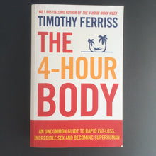 Load image into Gallery viewer, Tim Ferriss - The 4-Hour Body