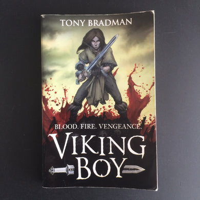 Tony Bradman - Viking Boy