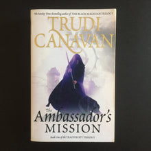 Load image into Gallery viewer, Trudi Canavan - The Ambassodor's Mission