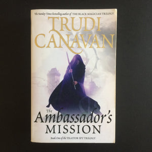 Trudi Canavan - The Ambassodor's Mission