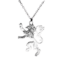 Load image into Gallery viewer, House Lannister Pendant Necklace
