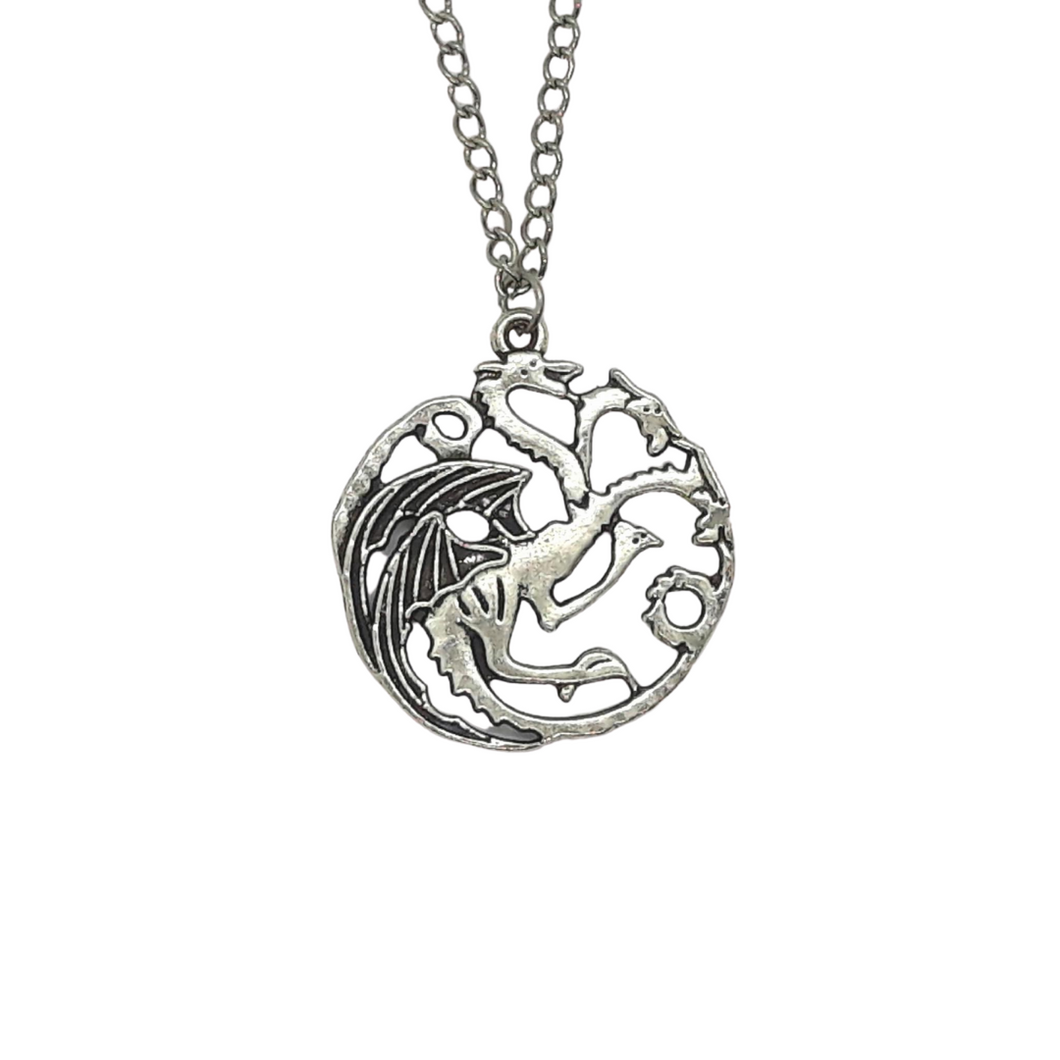 House Targaryen Pendant Necklace