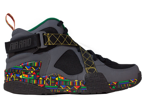 Nike Air Raid black/grey-green