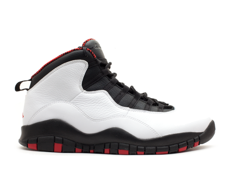 "Air Jordan 10 Retro (2012) ""Chicago"""