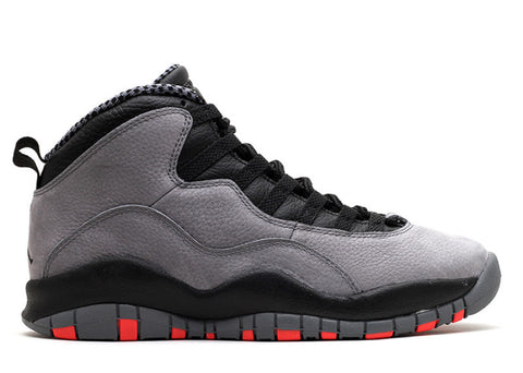 "Air Jordan 10 Retro ""Cool Grey"""