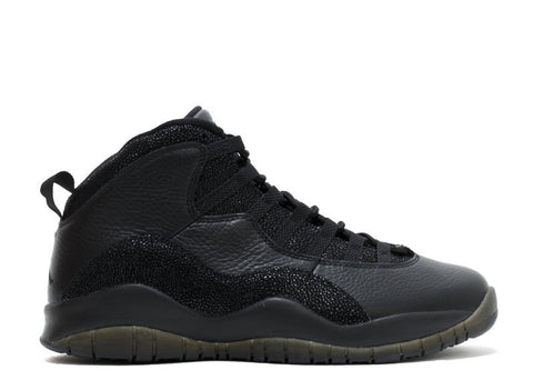 "Air Jordan 10 Retro OVO ""Black"""