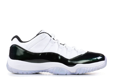 "Air Jordan 11 Retro Low ""Emerald"""