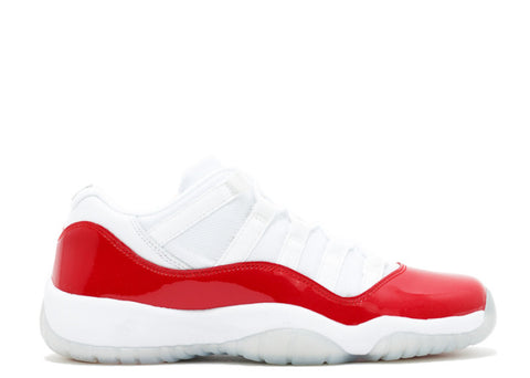 "Air Jordan 11 Retro Low GS (2016) ""Cherry"""