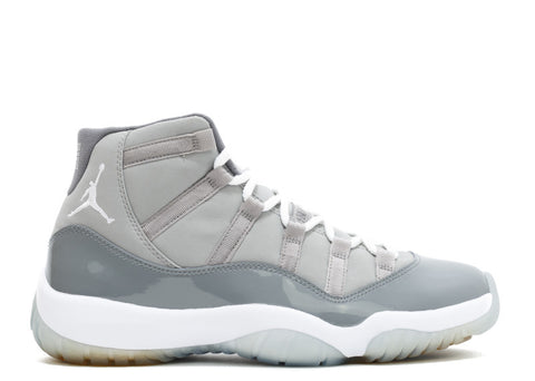 "Air Jordan 11 Retro (2010) ""Cool Grey"""
