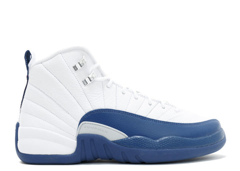 "Air Jordan 12 Retro GS (2016) ""French Blue"""