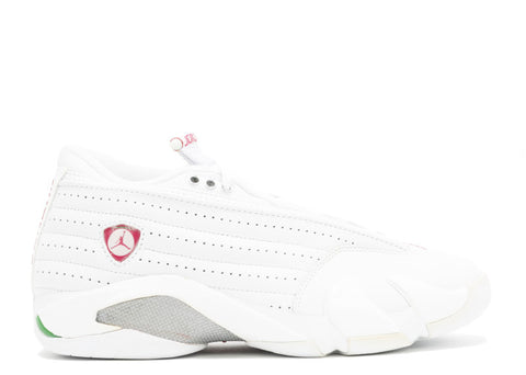 "Air Jordan 14 Retro Low GS ""Cerise"""