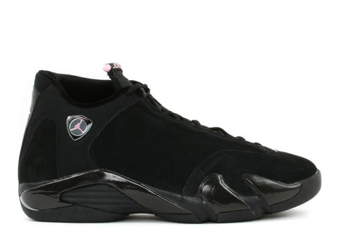 "Air Jordan14 Retro W's ""Black Pink"""