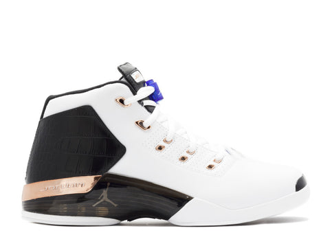 "Air Jordan 17 Retro (2016) ""Copper"""