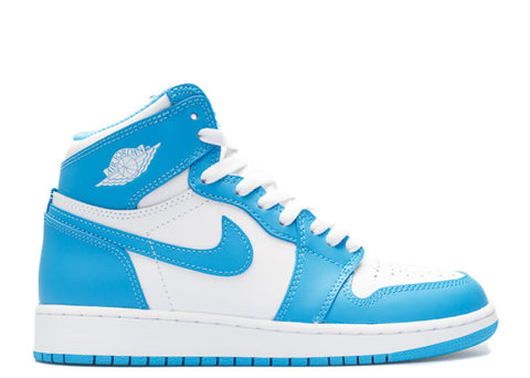 "Air Jordan 1 Retro High OG GS ""UNC"""