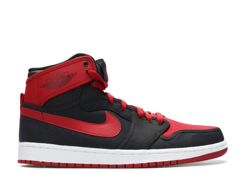 Air Jordan 1 Retro KO Hi black/red-white