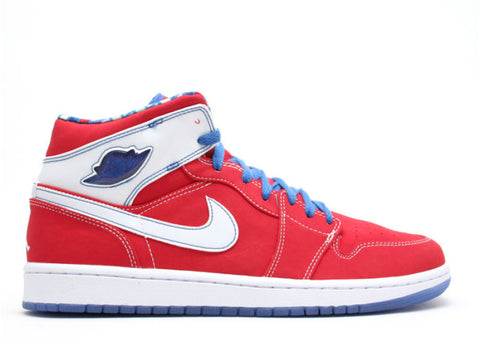 Air Jordan 1 Retro LS sport red/varsity blue