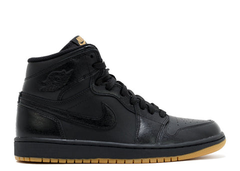 Air Jordan 1 Retro OG black/gum