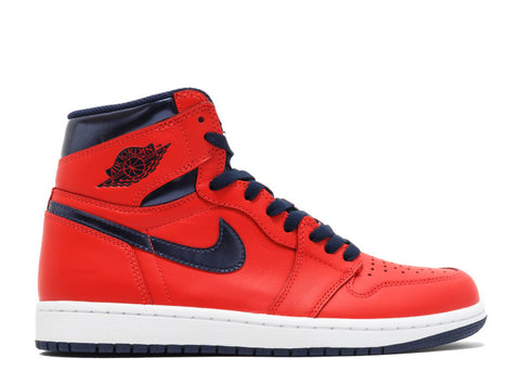 "Air Jordan 1 Retro ""David Letterman"""