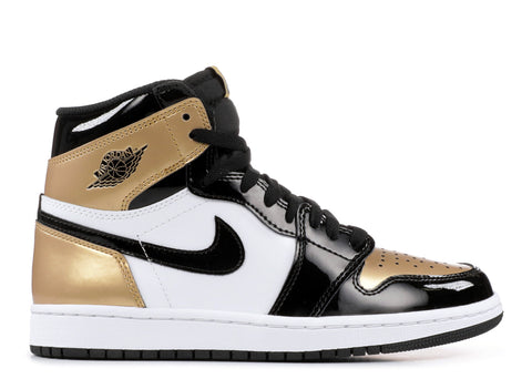 "Air Jordan 1 Retro OG ""Gold Toe"""