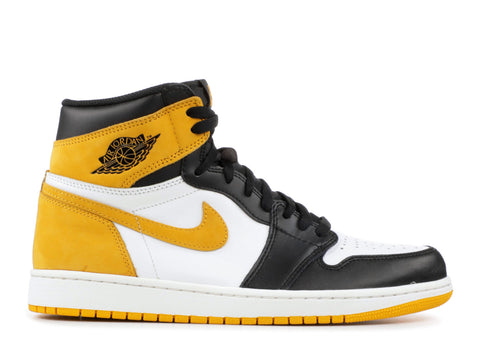 "Air Jordan 1 Retro OG High ""Yellow Ochre"""