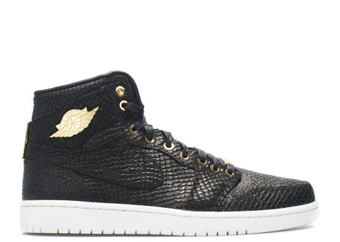 Air Jordan 1 Pinnacle black/metallic gold