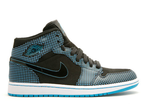 Air Jordan 1 Retro black/laser blue