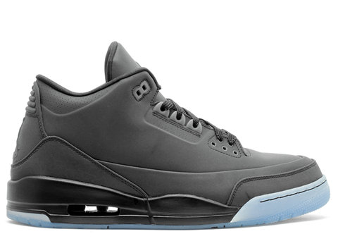 "Air Jordan 3 ""5Lab3"" black/clear"